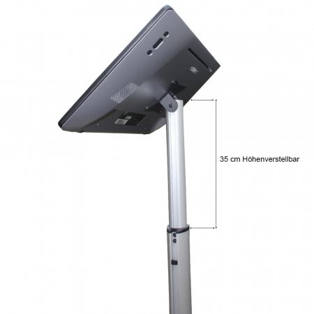 Touch Kiosksystem Info Pult DWS24P 24 Zoll