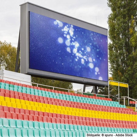 MM-LED Outdoor LED Panel Kabinett 4,81 Pixel Pitch