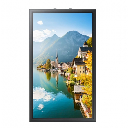 Samsung Doppelseitiges Outdoor Display OH85N-DK 85 Zoll