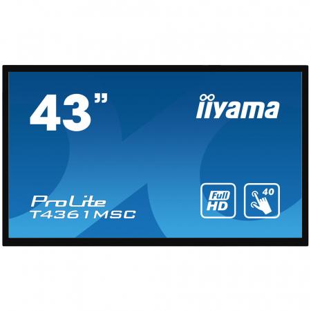 iijama ProLite T4361MSC-B1 40 Punkt Touchdisplay 43 Zoll