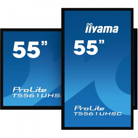 iijama ProLite T5561UHSC-B1 40 Punkt Touchdisplay 55 Zoll