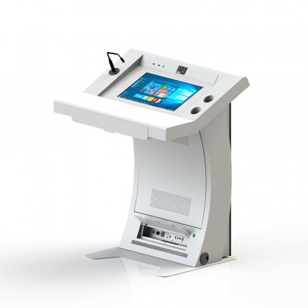 Digitales Podium DP24B mit UHD Display