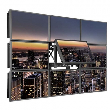 Full Service Videowall Modul für Displays bis 65 Zoll