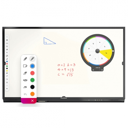 Promethean Whiteboard Display AP7-U75-EU-1 75 Zoll