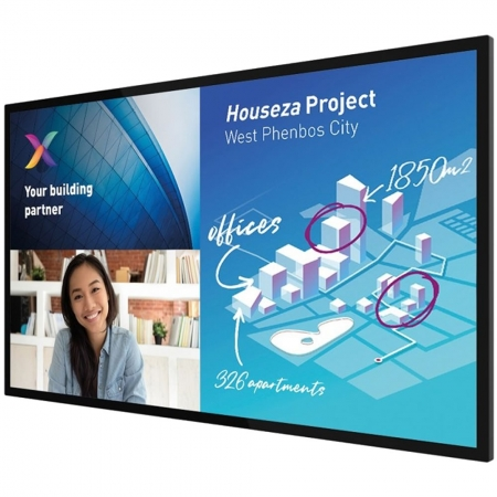 Philips C-Line Meeting-Display 86BDL6051C 86 Zoll