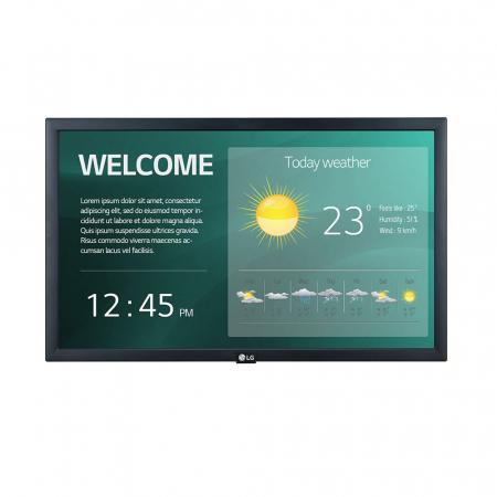 LG 22SM3G-B 22 Zoll Public Info Display