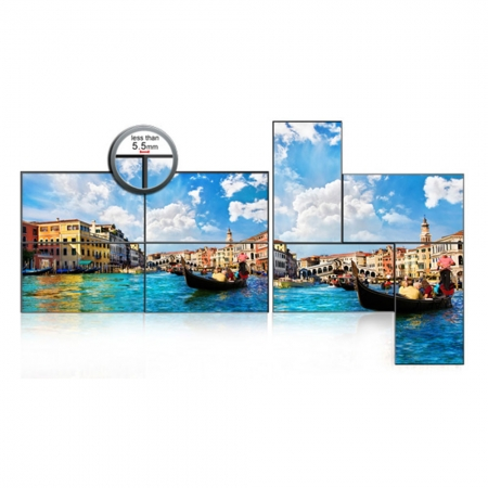 2x2 Videowall Asus ST558 55 Zoll Einsteigerserie