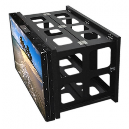 Videowall Erweiterungsmodul Klappbox 46 Zoll