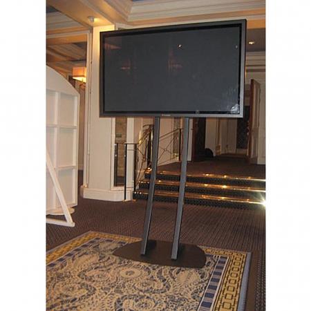 Parabella 2 Meter Standfuß für Monitore bis 50 Zoll