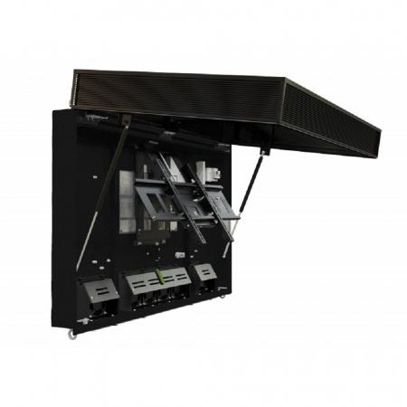 Outdoor Monitor Schutzgehäuse DOOHBOX L 50 - 55 Zoll