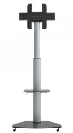 Universal Transportkoffer für Monitore bis 55 Zoll mit Standfuß