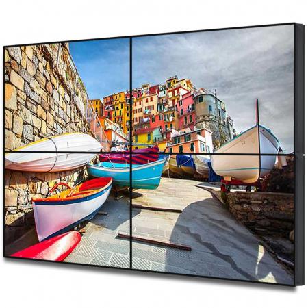 Samsung Videowall 2x2 49 Zoll Einsteigerserie Komplettset