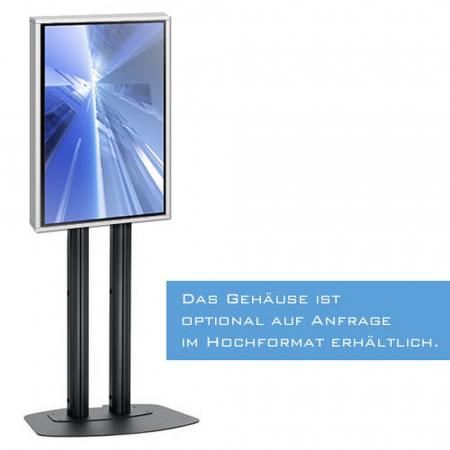 Indoor LCD LED Schutzgehäuse mit Brandschutz