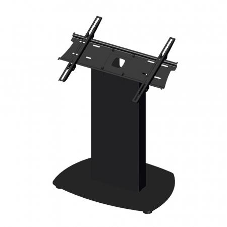 Standfuß Pult für Touch Monitore von 32 bis 57 Zoll