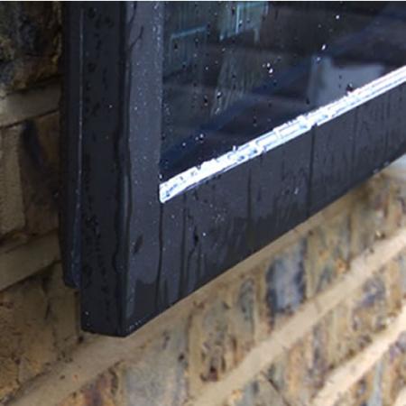 Outdoor LED TV Monitor mit Wetterschutz 32 Zoll