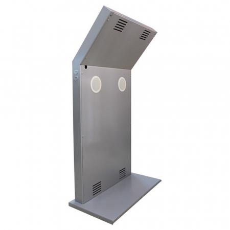 Lautsprecher für DWD-Stelen