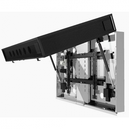 Outdoor Monitor Schutzgehäuse DOOHBOX S 30 - 37 Zoll