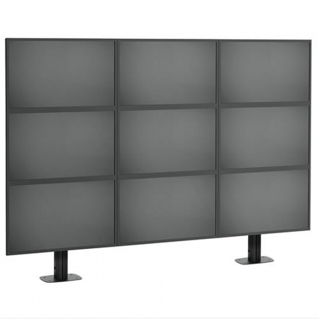 Videowall Halterung bis 3x3 46-48 Zoll für feste Montage