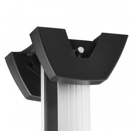 PUSR65 LCD LED Deckenhalterung RückenAnRücken bis 65 Zoll