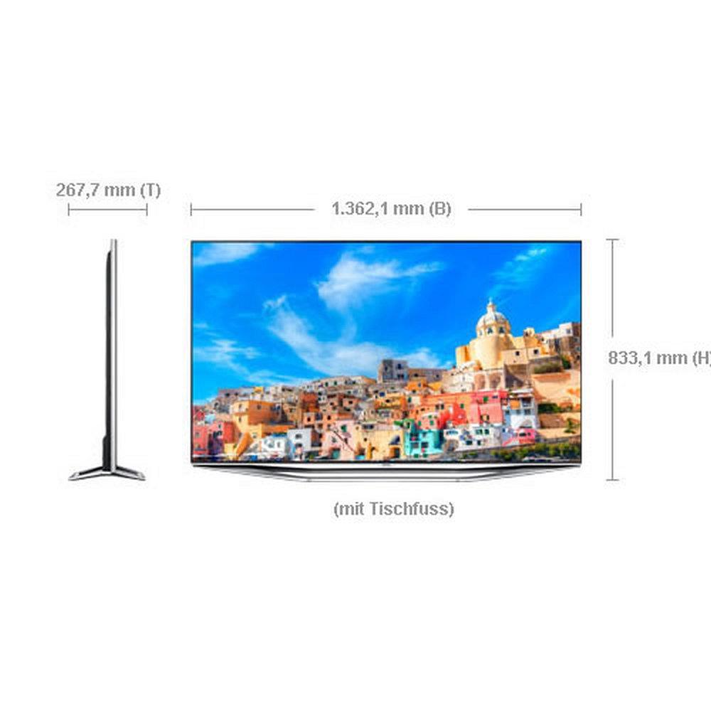 hotel tv led 3d monitor samsung hg60ec890xb 60 zoll 152 cm. Black Bedroom Furniture Sets. Home Design Ideas