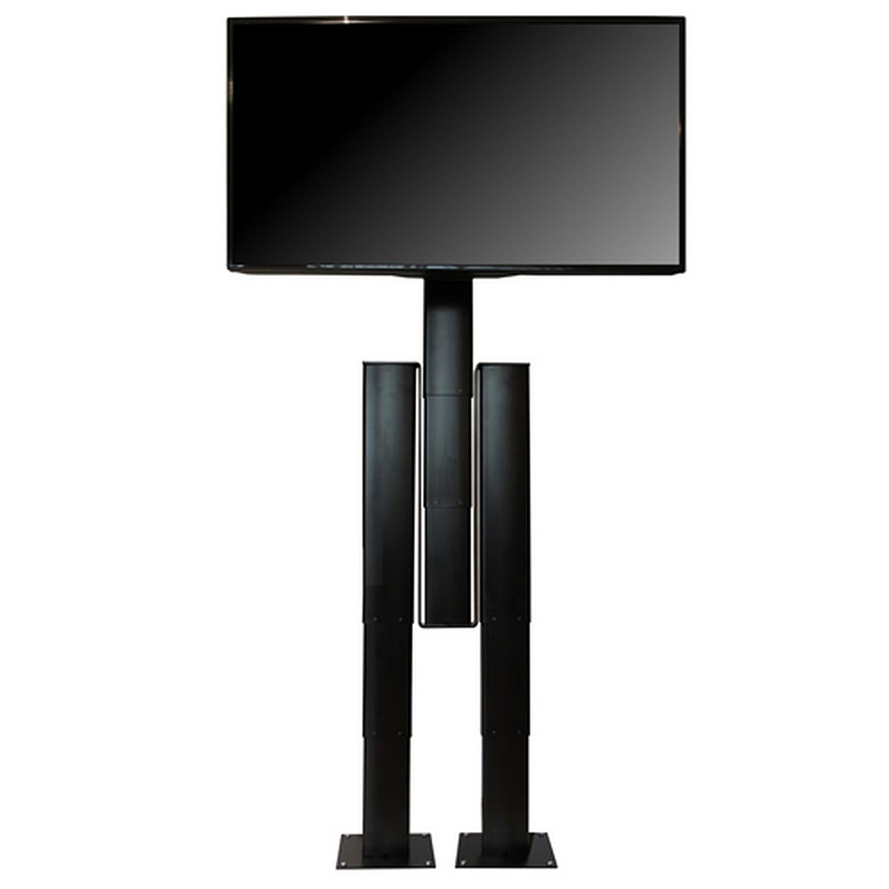 elektrischer tv lift f r lcd led monitore bis 52 zoll. Black Bedroom Furniture Sets. Home Design Ideas