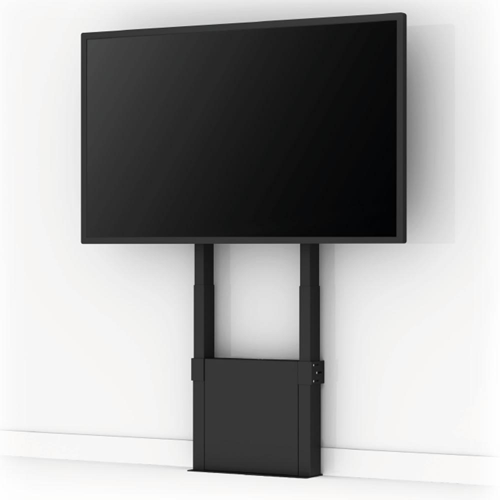 mm500 elektrische tv wandhalterung f r gro e monitore ab. Black Bedroom Furniture Sets. Home Design Ideas