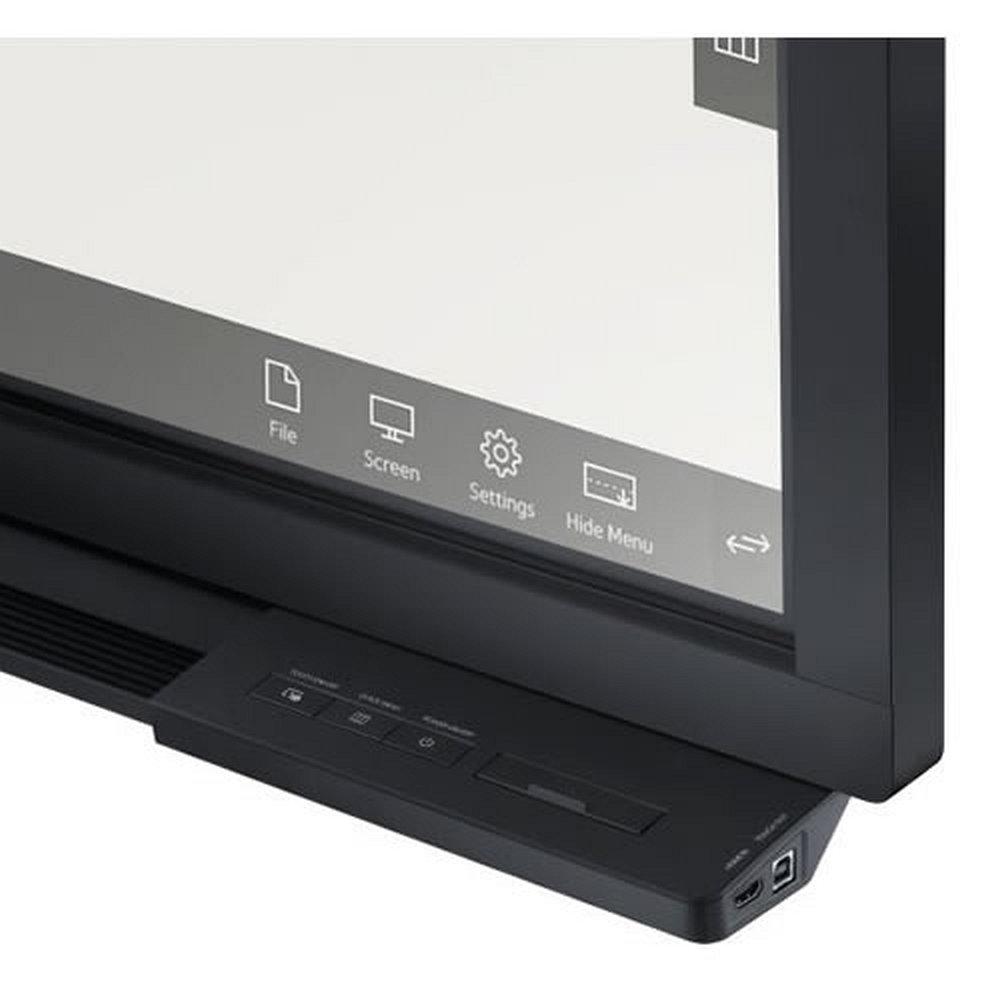 samsung dm82e br led touchdisplay e board 82 zoll. Black Bedroom Furniture Sets. Home Design Ideas