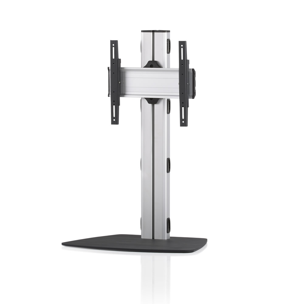 tv standfu flat base f r monitore von 42 55 zoll. Black Bedroom Furniture Sets. Home Design Ideas