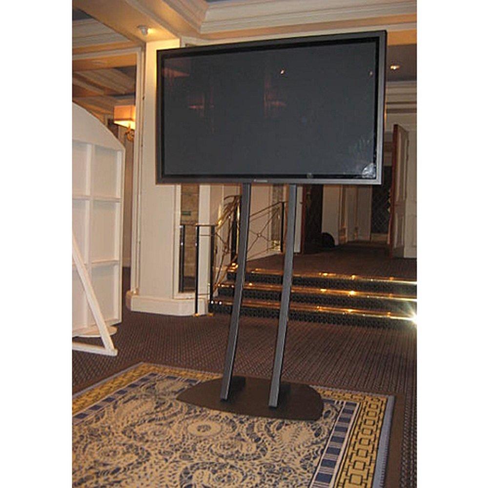 parabella 2 meter standfu f r monitore bis 50 zoll. Black Bedroom Furniture Sets. Home Design Ideas