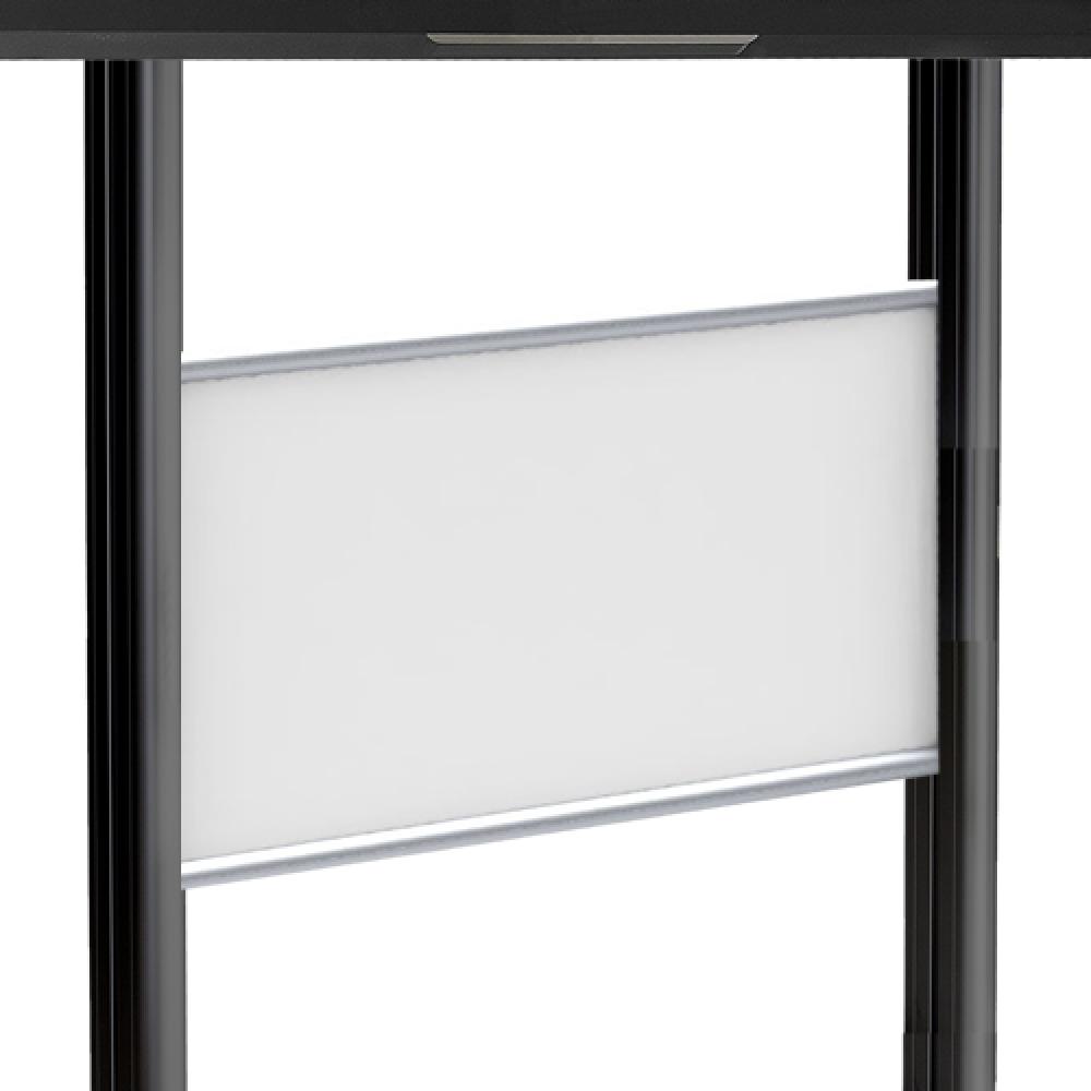 werbetafel f r mr2000 tv standfu. Black Bedroom Furniture Sets. Home Design Ideas