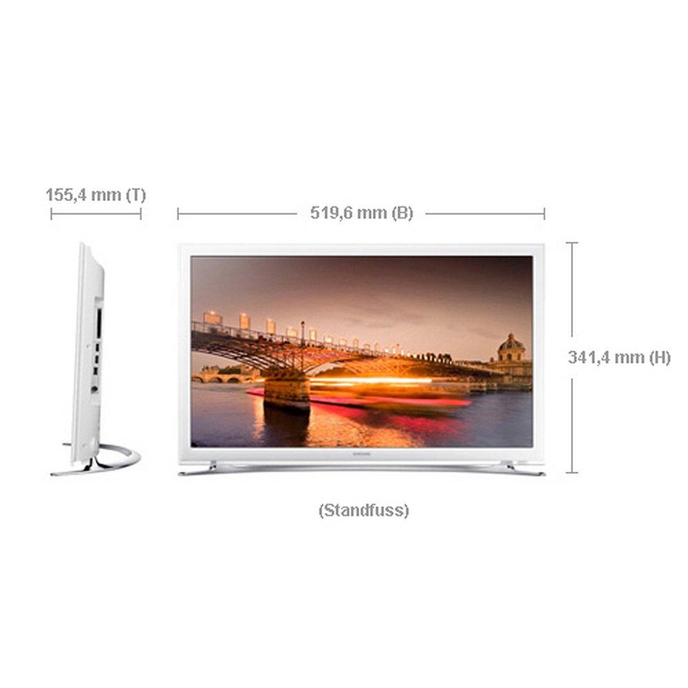 hotel tv led monitor samsung hg22ec673bw 22 zoll 56 cm. Black Bedroom Furniture Sets. Home Design Ideas