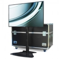 Samsung ME65B 65 Zoll Monitor inkl. Standfuß und Transportkoffer