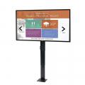 Einbau TV Lift Version A mit 43 Zoll Philips Touchdisplay