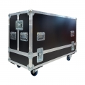 Transportkoffer für zwei DWD22 Kiosk Info Terminals