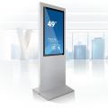 Digital Poster Werbestele MMLS49T 49 Zoll mit Touchfunktion