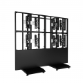 Modularer Pop Out Videowall Standfuß MM8351