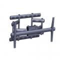 MM-PFW6855 Schwenk und Rotierbare Wandhalterung für 65 - 120 Zoll