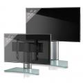 VCM Tisch Standfuß Maxi für Monitore von 32-70 Zoll