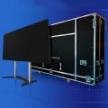 All in One ScreenLift und Transportsystem QUADShow für FHDQ130