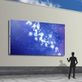 Outdoor LED Wall 3,5x2m mit 3,91 pixel pitch