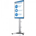 Digitales WLAN Infodisplay 55 Zoll