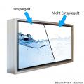 Entspiegelungsfolie für MMWS Staub und Wasserschutzgehäuse