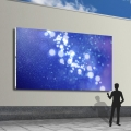 Outdoor LED Wall 3,84x2,88m mit 6.67 pixel pitch