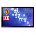 Brandschutz Monitore 32 - 55 Zoll B1 zertifiziert