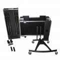 TV Trolley inklusive Flightcase für 42 - 50 Zoll LCD LED Monitor