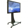 Elektrischer LCD LED Rollwagen bis 90 Zoll Axia Titan Powalift